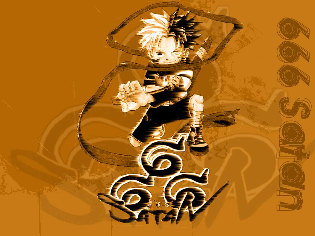 Манга Онлайн - 666 Satan / 666 Сатана ФанАрт - Страница №1 - 666 Satan